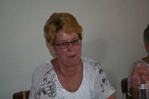 Schriftführerin Roswitha Bachinger