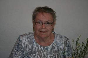 Hauptkassiererin Brigitte Bongard