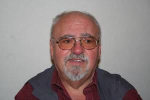 1. Vorsitzender Gerhard Werny